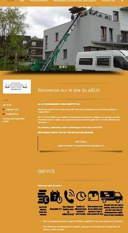 Site Web de AKLift